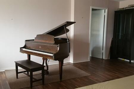 2 Bed/2 Bath Condo just outside of Philadelphia PA - Wynnewood - Wohnung