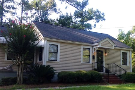 Charming Furnished Apartment - Orangeburg - Apartment