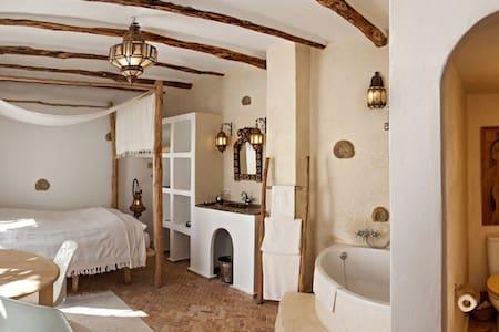 """Chambre Blanche"" - RIAD BALADIN - Bed & Breakfast"