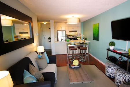 Stylish Downtown Executive Suite - Calgary - Condominium
