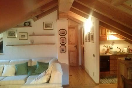 Onderwoald: montagna e confort - Gressoney-Saint-Jean - Bed & Breakfast