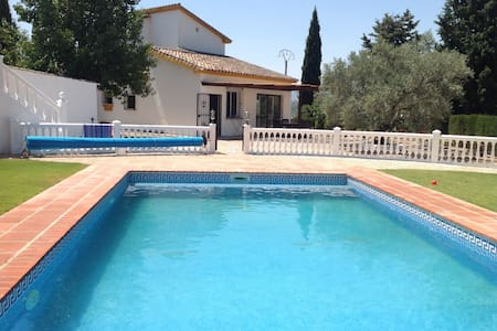 Charming villa set in Olive Grove - House