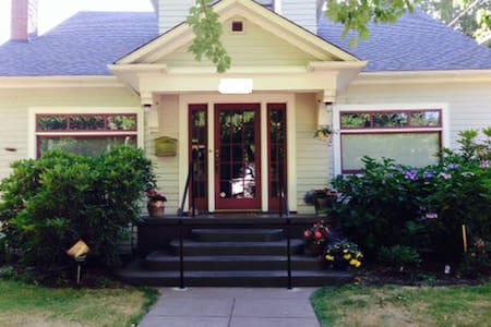 Restored 1935 Craftsman Bungalow - Ház