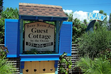 The Guest Cottage, Manatee suite.