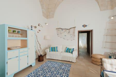 Casa Anacleto - Santa Cesarea Terme, frazione Cerfignano - Maison