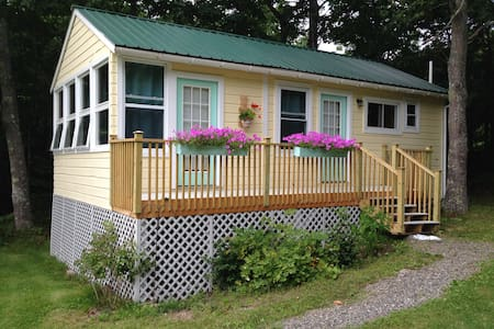 Waterview Cottage at Smith Cove - Chatka