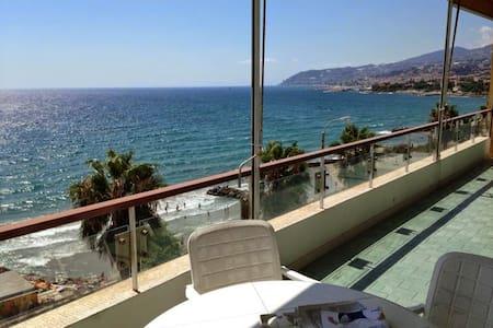 PROPERTY PANORAMIC VIEW TERRACE - Sanremo - Apartment