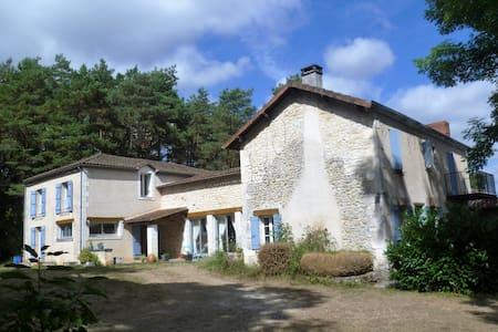 """chambres d'hôtes """" le vignaud """" - Brantôme - Guesthouse"""