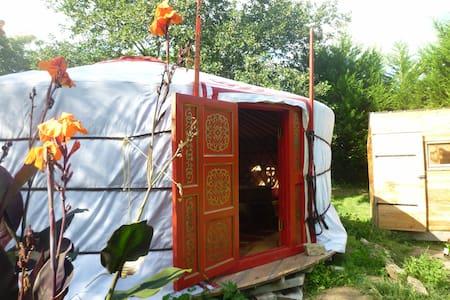 Yourte à Josse,Landes Océan à 20min - Yurt