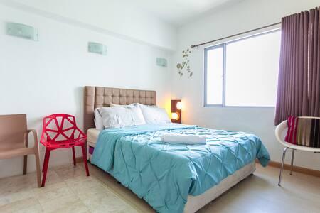 Condotel near MoA,Solaire,Marina - Apartment