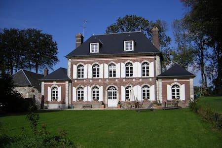 Maison d'hôtes chambre Les Falaises - les loges