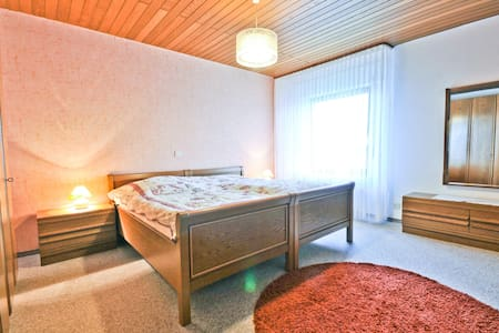 """große Wohnung """"Storchennest"""" - Sandbostel - Lejlighed"""