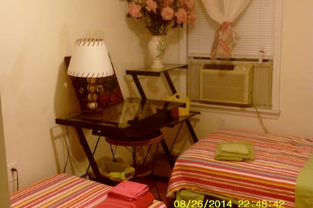 $30x1guest/$40x2guests - Bayonne - House