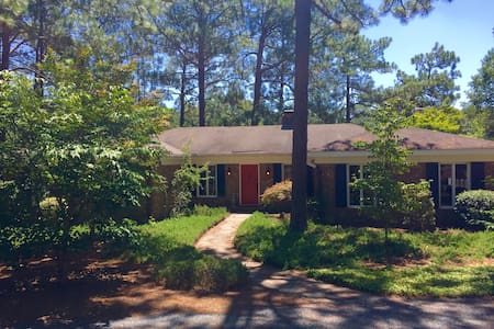 Golf Front Home on Pine Needles - Ev