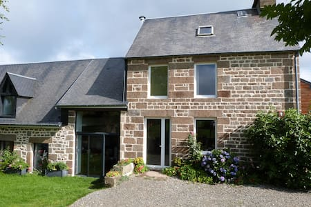 house located in the countryside - Saint-Michel-de-Montjoie - Rumah