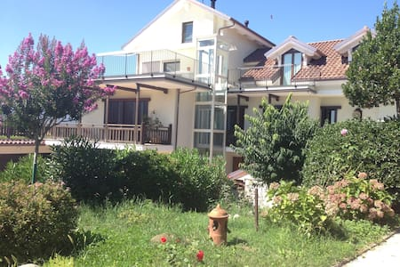 Relax 10 minutes far from Caselle!! - Villa