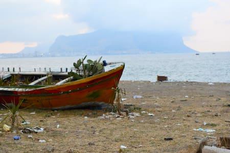 Accogliente casa con vista mare - Palermo - Talo