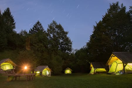 Adrenaline-Check Eco Place - Tent