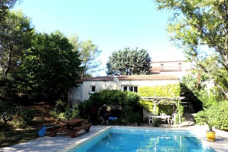 House for rent in the countryside - Le Triadou