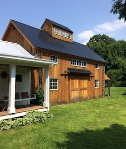 Boston Magazine Pick! Barn Loft - Hinesburg - Casa