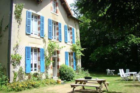 Gîte la Maison du Gardien 2-7p - Haus
