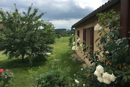 Maison partagée dans le Périgord Noir - Le Buisson-de-Cadouin