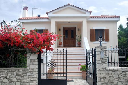 Ostria villa - Samos