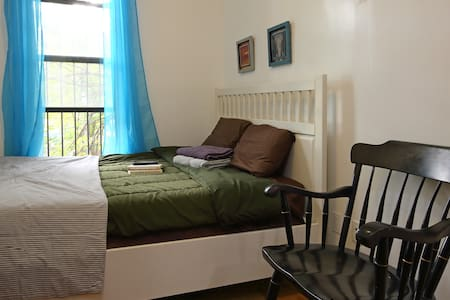 Room type: Private room Bed type: Real Bed Property type: Apartment Accommodates: 2 Bedrooms: 1 Bathrooms: 2