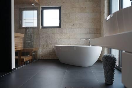 Luxurious Penthouse Apartment - Mellingen