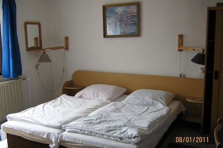 Family Pension in city center - Bed & Breakfast