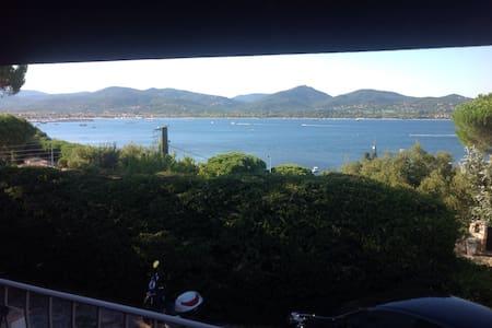 Chambre double vue mer St. Tropez - Gassin