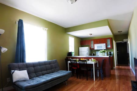 2 bedroom apartment in West End - Winnipeg - Apartment