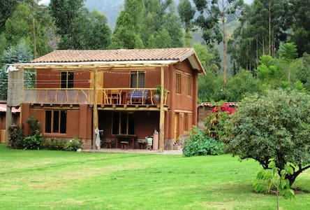 Tranquility in the Sacred Valley.  - House