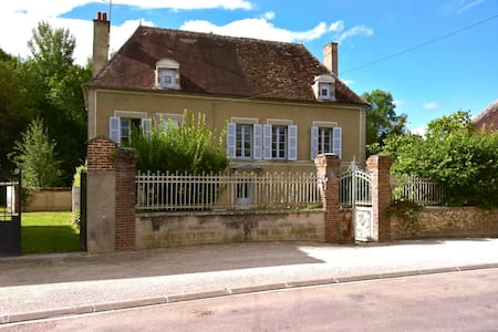 House in Burgundy close to Chablis - Hus