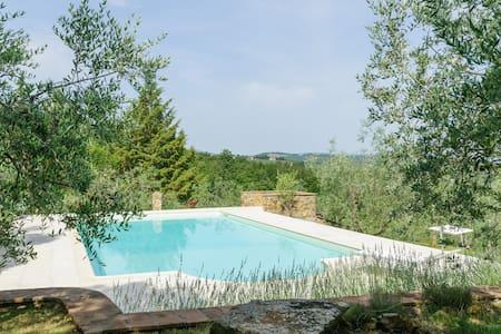 Campagna  Toscana Rustico e Piscina - Apartment