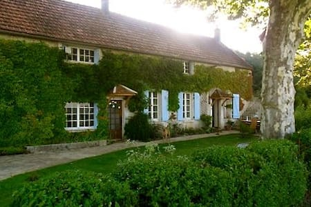 B&B in the Burgundy countryside - Andryes