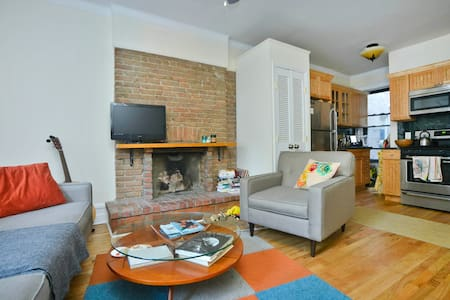 Charming 1BR in Brooklyn Heights