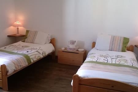 Comfortable & welcoming Creuse B&B - Saint-Pierre-de-Fursac