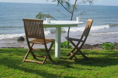 BEACHFRONT 2 BEDROOM S/C BREAKFAST - Campwin Beach - Casa