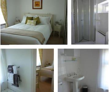 'Apple' en-suite by Nature Reserve - Bed & Breakfast