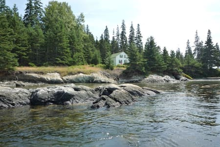 19th Century Island Cottage - Deer Isle