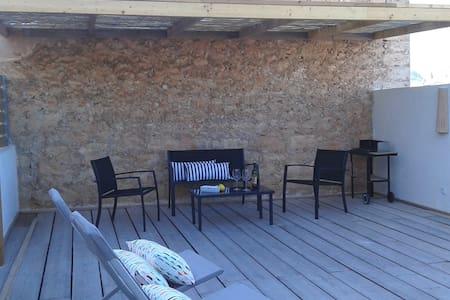 Estudio Sol con terraza - Loft