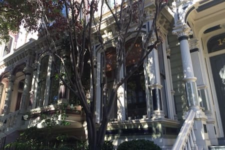 Gorgeous Victorian in central SF