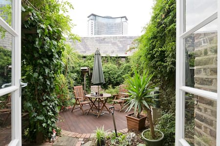 Fancy in Fulham - Beautiful Garden