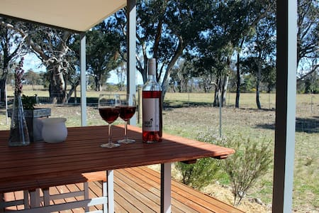 Relaxing Vineyard Cottage, Mudgee  - Casa
