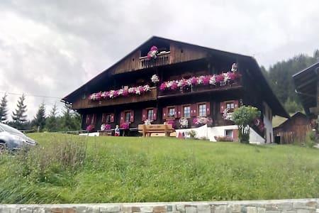Casa a Sappada 8 posti letto - Sappada - Hus