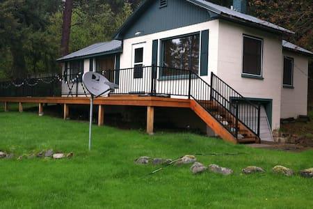Half Round Bay Lake Cabin - Harrison
