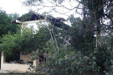 Casinha charmosa e agradável - Ilha de Boipeba, Bahia