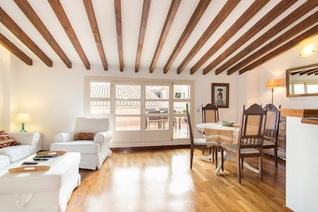 LUXURY 1BR IN OLD TOWN PALMA 4B