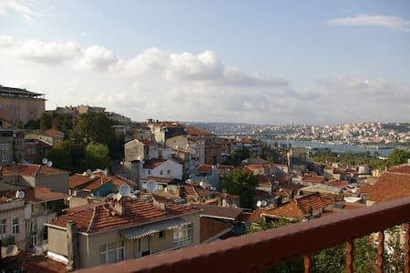 GoldenHorn Sea View TerraceDiscount - Casa